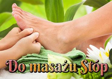 Do masażu stóp